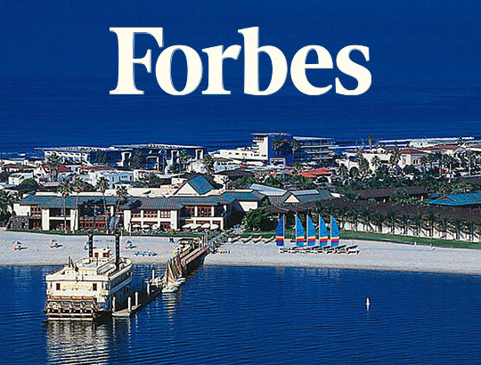 Forbes: The Best Hotels in San Diego