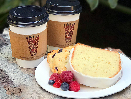 Lava Java coffee, snack, smoothies and more on Mission Bay