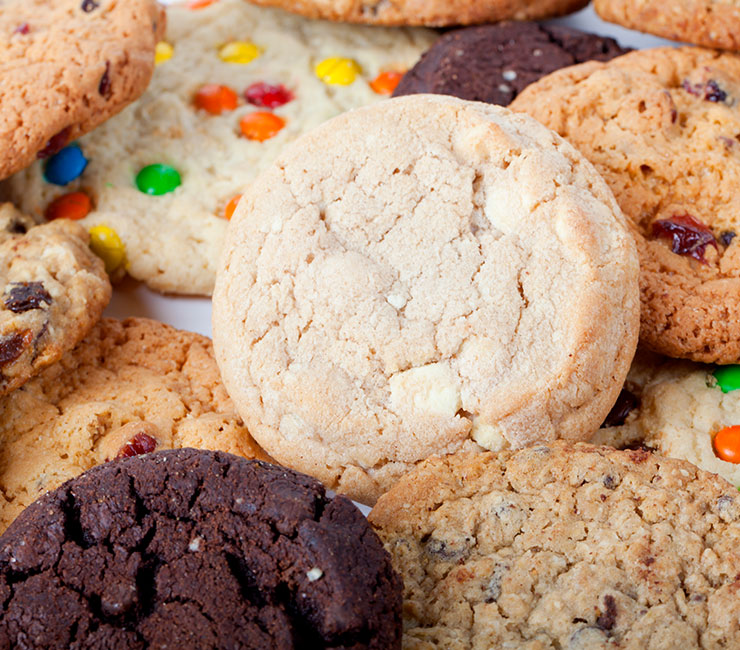 Complimentary cookies during the Summer Resort Activities at the Catamaran Resort Hotel